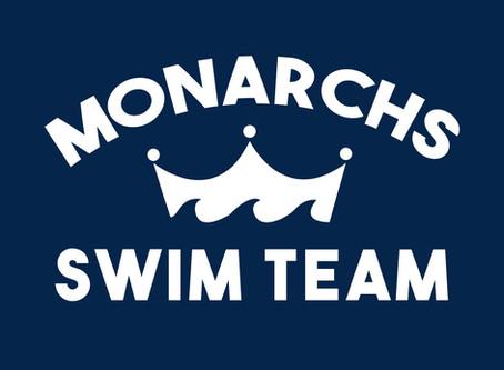 When does Swim Team Start?