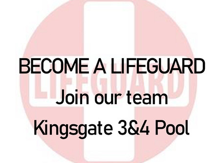 Want to be a Lifeguard?