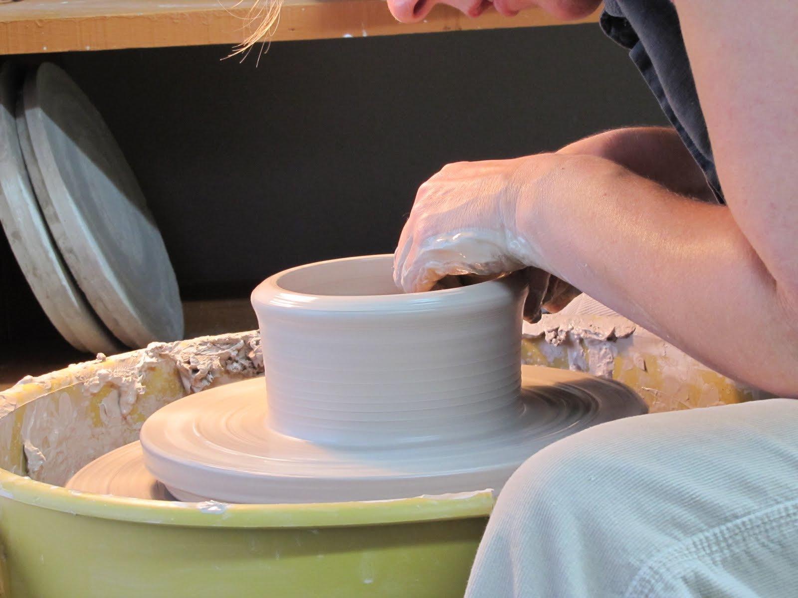 Découverte de la poterie