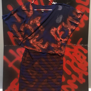 Bill Clinton/Monica Lewinsky Gap Dress Scandal by Natalie Lubarsky