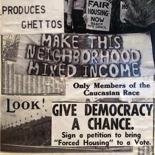 Housing Segregation by Jennifer Hadawi