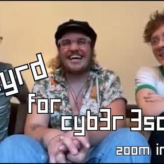 JAILBYRD for CYB3R 3SCAP3