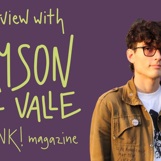 AN INTERVIEW WITH BRYSON DEL VALLE: THE DENNY'S SHOW, BASTARDS CLUB, GREEN DAY AND MOREEE