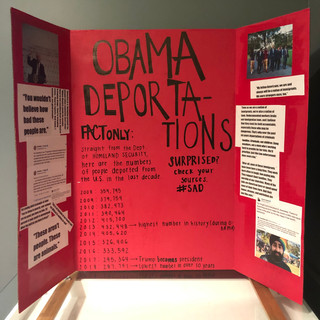 Obama Deportations by Kait Wilson