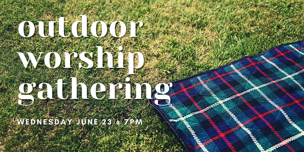 Outdoor Worship Gathering