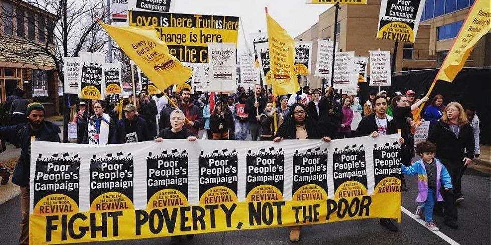 Reforming: The Poor People's Campaign