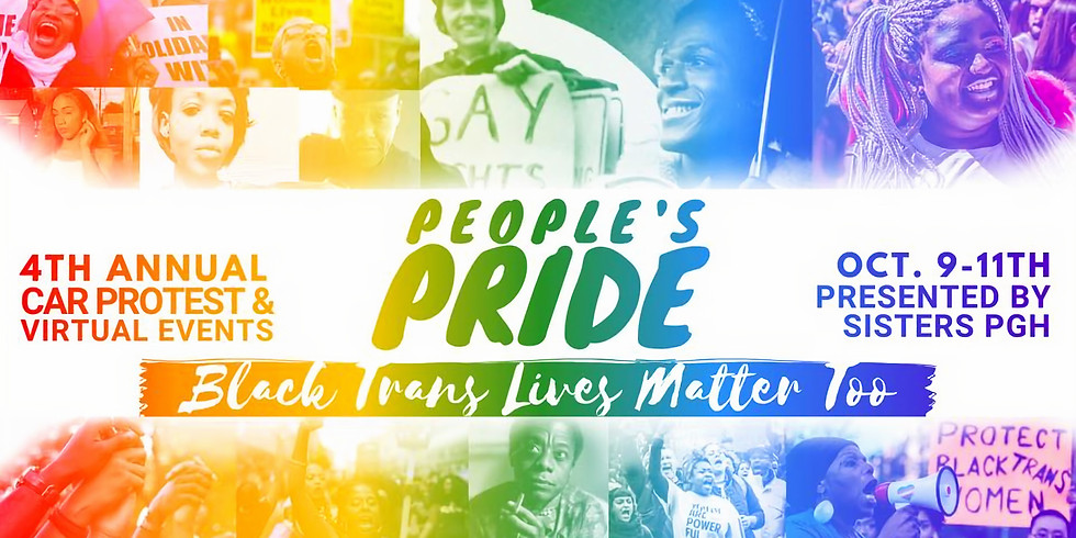 People's Pride PGH Presents: Black Trans Lives Matter Too