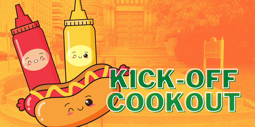 Kick-off Cookout