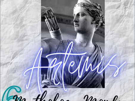 Goddess of the Moon: Artemis