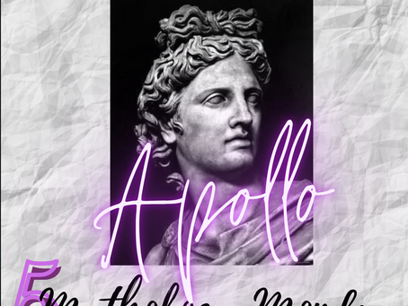 God of the Sun: Apollo