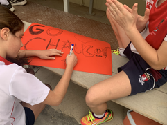 SPORTS DAY 2020 - CHAUCER