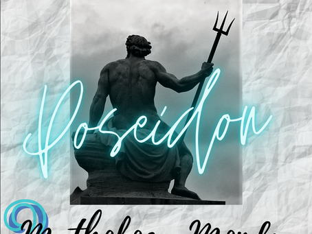 The God of The Sea: Poseidon