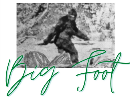 Big Foot: Real or not?