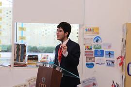 KCDMUN 2020 - MOEEN ABU AL-ZAKHAB