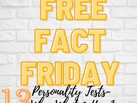 The Truth Behind Personality Tests