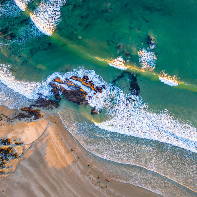 Scenic Aerial Photography