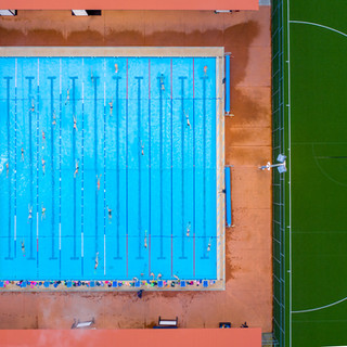 Sports Aerial Photography