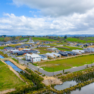 Subdivision Aerial Photography
