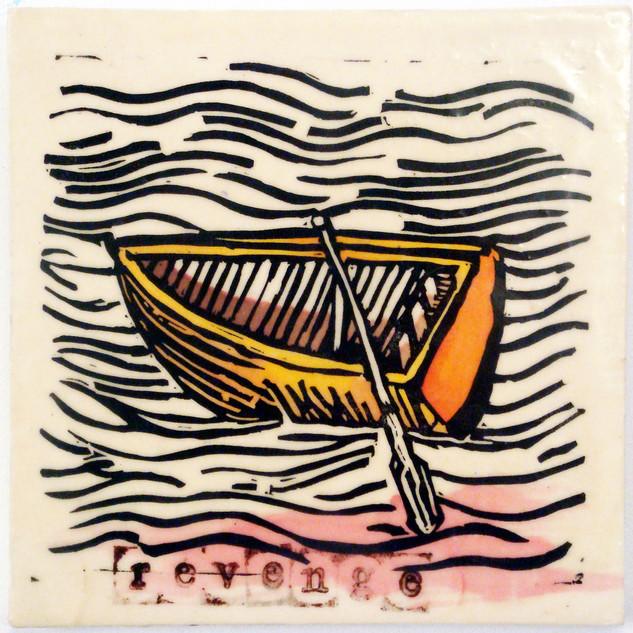 Adrift:revenge 2015