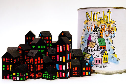 Night Village #3