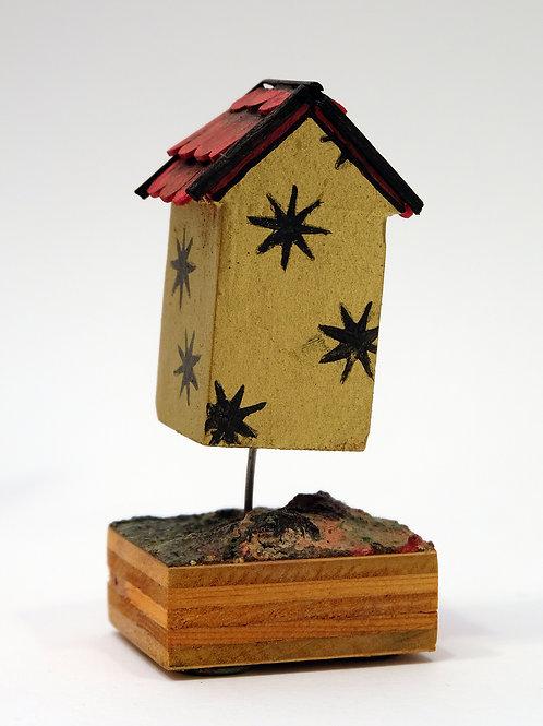 Floating Golden Star House # 8/27