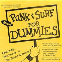 Blackhead - Punk and Surf For Dummies
