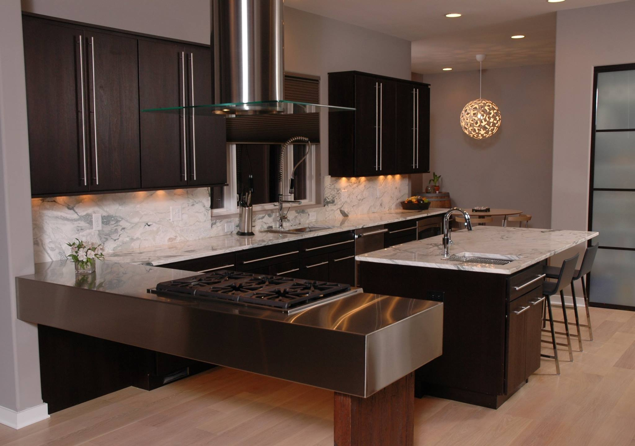 Modern Stainless Top