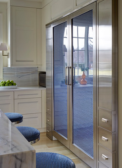 Stainless Pantry