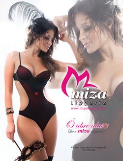 Campanha Miza Lingerie