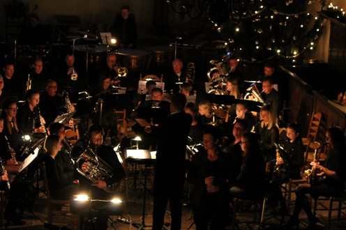 Orkest kerst 2018