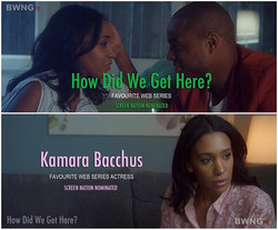 How Did We Get Here season 2 has received 4 nominations at this years Screen Nation Digital is award