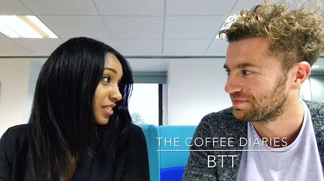 BTT _new episode_ ☕️☕️don't change the Coffee change the Coffee☕️☕️ #vlog #video  _wildlifecoffee  s