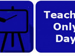 Teacher Only Day Friday 23rd October