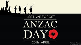 Anzac Parade and Service