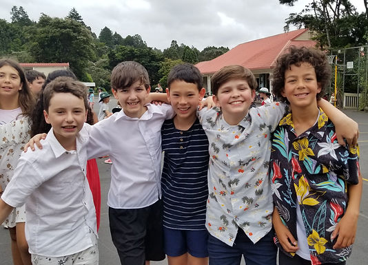 Year 6 Graduation, and fun times to come