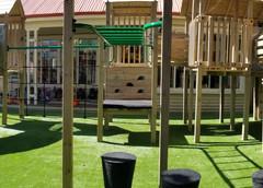 Opening of the new Junior Playground