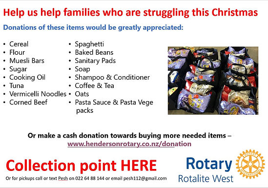 Helping families who are struggling this Christmas