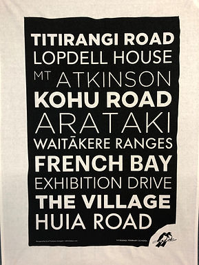 Titirangi Tea Towels