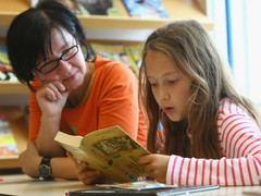 Parent Tutor Reading Programme