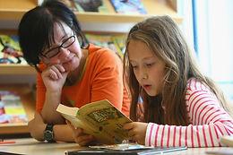 Parent Tutor Reading Programme