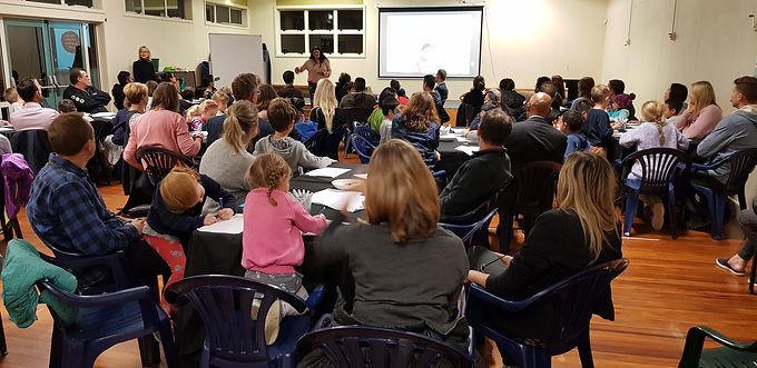 Presentations: Parent Information Evening