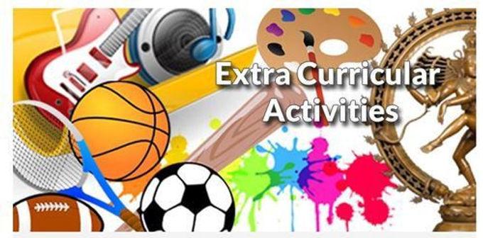 Extra Curricular Activities at TPS