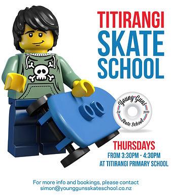 Skate School is back for 2021