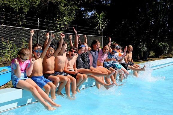 Save the Date: PTA Kiwiana Beach Pool Party