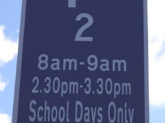 P2 Parking  - Drop Off Zones