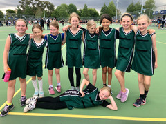 Senior Netball wraps up the season