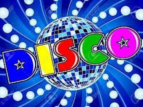 Disco this Friday 13th November
