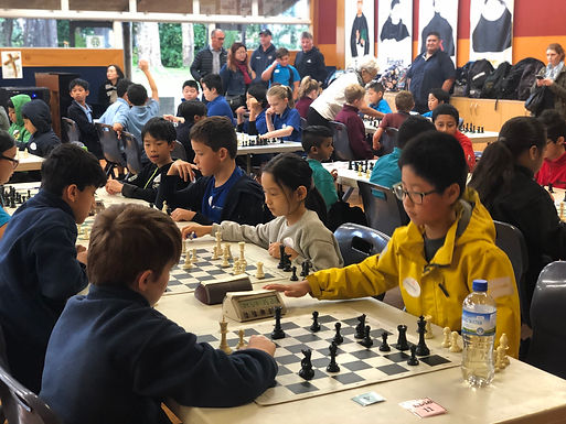 Year 3/4 students success at Interschool Chess