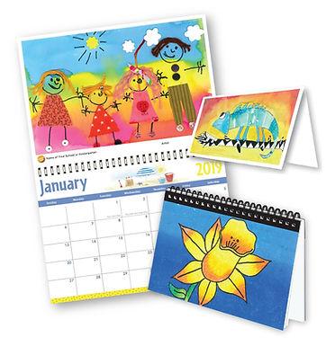 Calendar Art orders are open