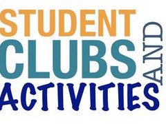 Clubs and Activities at school